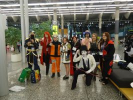 Group cosplay 7 by Sinta54