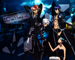 D.Gray-Man: Take A Shot In The Dark - WALLPAPER by Silas-Tsunayoshi
