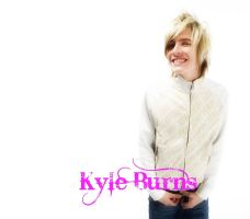 kyle burns wallpaper by bad-dress