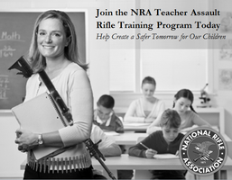 NRA Teacher Training Program by Garveate