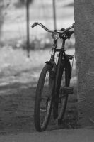 Old Bike by Camomelle