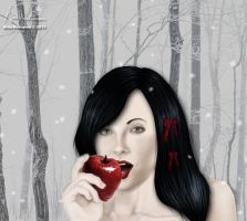 Twisted Fairytales: Snow White by aninyosaloh