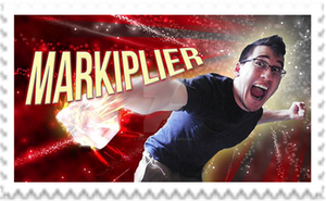 Markiplier - Punch Stamp by SteffieNeko