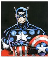::Thanks Captain America:: by Turboman