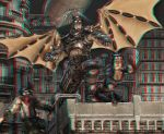 Steampunk Batman 3-D conversion by MVRamsey
