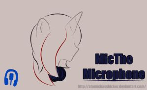 MicTheMicrohpone. by Atomickasskicker