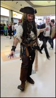 Captain Jack by MJ-Cosplay