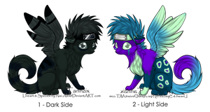 100-6 Themes - Tannzix Adopts - Adopted by Feralx1