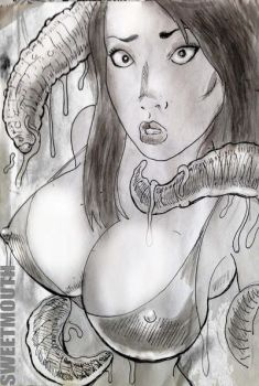 A tentacle for a tentacle tramp by sweetmouth