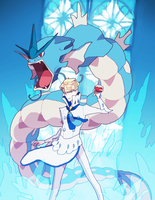 siebold by genicecream