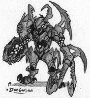 Dantarian 2011-version by Kainsword-Kaijin