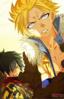 Fairy Tail 389 by Ghazwi-Mohamed