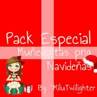 Pack Especial Navidad by MiluTwilighter