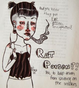 rat poison by soulresin