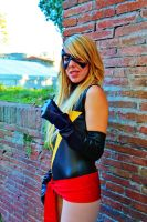 Ms Marvel 02 by KillerGio