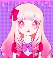 Sweet doll - new version by cotton-candy-dreamer