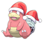 Slowbro - Commission by Smiley-Fakemon