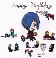 Happy Birthday Lozzy by Miharu-Lawliet