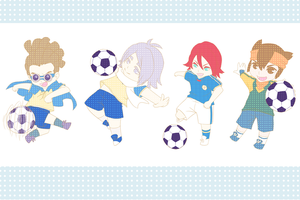 Let's Play Soccer! by yaine