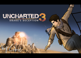 Uncharted 3 by Varg22