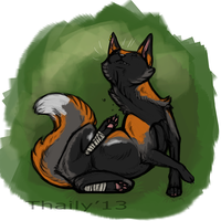 That itch. by thaily