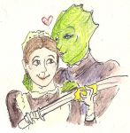 Vastra and Jenny by TypicalWatson