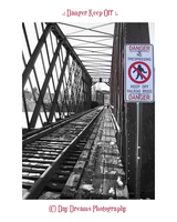 .:Danger Keep Off:. by DayDreamsPhotography
