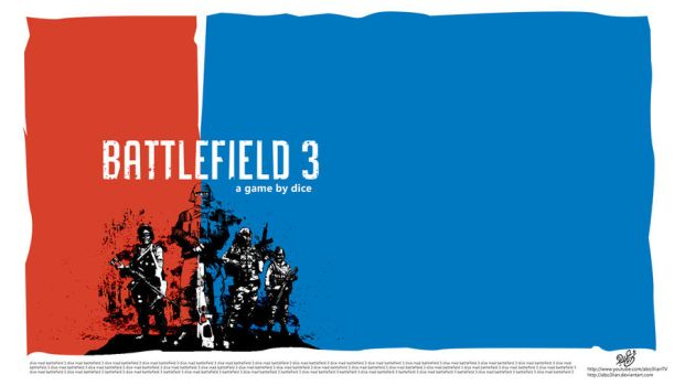 Battlefield 3, a Game By Dice by Abo3lian
