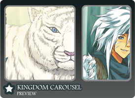 kingdom carousel preview by manreeworks