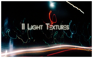 Light textures - 2 - by Hattu-Aki