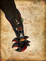 Shadow - Upside Down by raikoufighter