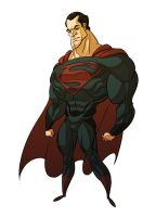 Man of Steel by splendidriver