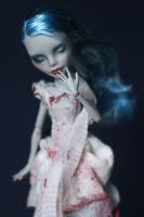 Monster High Repaint 5 - 1 by Armeleia