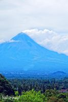 Merapi by ultimategondez