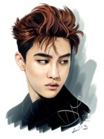 Kyungsoo by RollingAlien