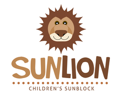 Sun Lion Childrens Logo by xstortionist