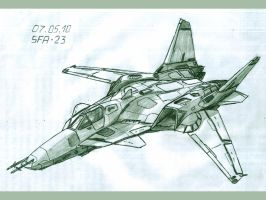 SFA-23 by TheXHS