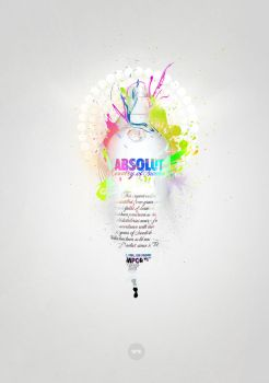 Absolut by WorksByRaj