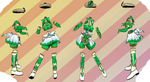 MMD Outfit 62 by MMD3DCGParts