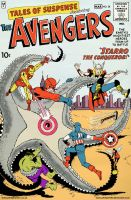 Avengers vs Starro by PhilipH100