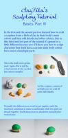 ClayPita's Sculpting Tutorial Part 3 by ClayPita