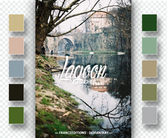Lagoon // SWATCHES by FranceEditions