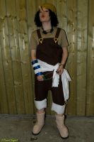 Usopp cosplay by Jio-saso