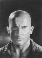 Dominic Purcell by MiStr8022