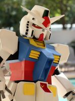 RX78 Cosplay 5 by UbersCosplay