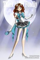 Sailor Christine Daae by amber-phillps