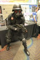 HUNK Invaded MTAC 2013 by BlueEyesMaster