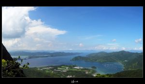 MacLehose Section 4 by WSmieszek