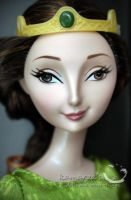 Quinn Elinor by Mattel doll by kamarza