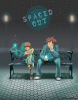 Spaced Out - Stargazing - by hinoraito